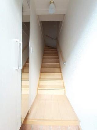 ノイフリーデ[1LDK/46.09m2]の玄関