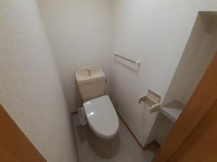 グリーンブルック[2LDK/59.62m2]のトイレ