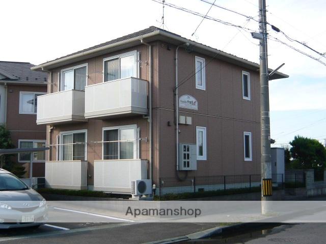 青森県八戸市の築12年 2階建の賃貸アパート