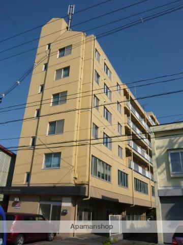 青森県八戸市、小中野駅徒歩20分の築28年 7階建の賃貸マンション