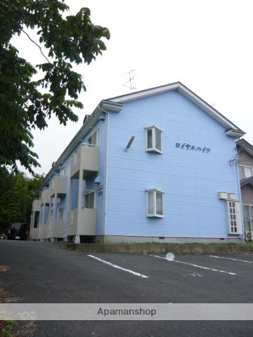 青森県八戸市の築25年 2階建の賃貸アパート