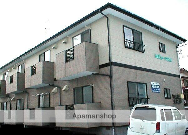 青森県八戸市の築20年 2階建の賃貸アパート