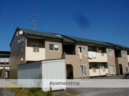 青森県八戸市、本八戸駅徒歩20分の築22年 2階建の賃貸アパート