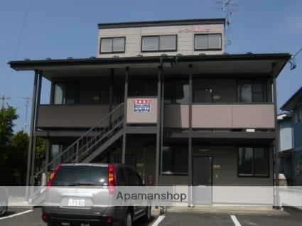 青森県八戸市の築21年 2階建の賃貸アパート