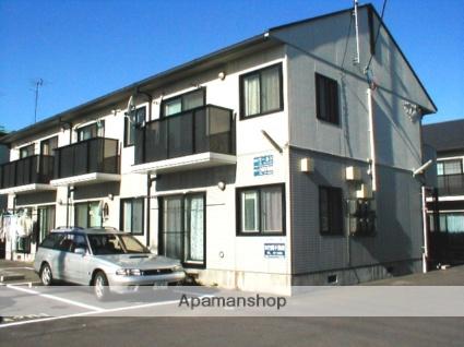 青森県八戸市、本八戸駅徒歩19分の築19年 2階建の賃貸アパート