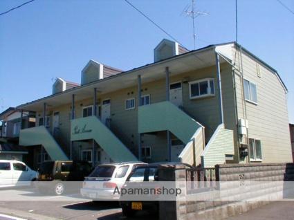 青森県八戸市の築27年 2階建の賃貸アパート