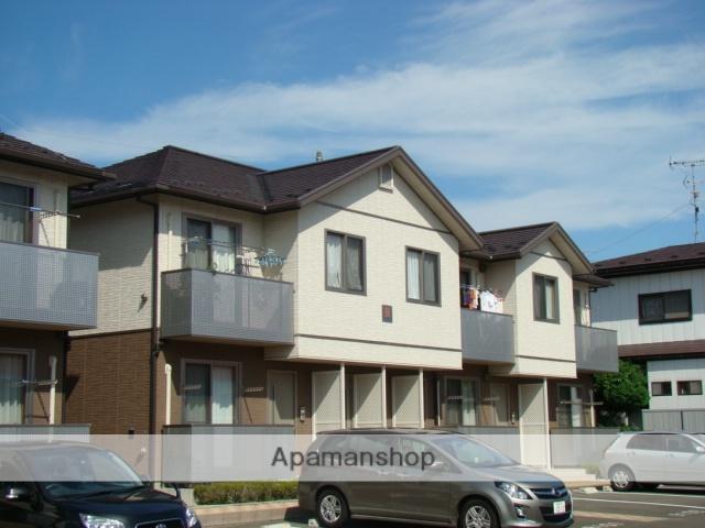 青森県八戸市、長苗代駅徒歩16分の築8年 2階建の賃貸アパート