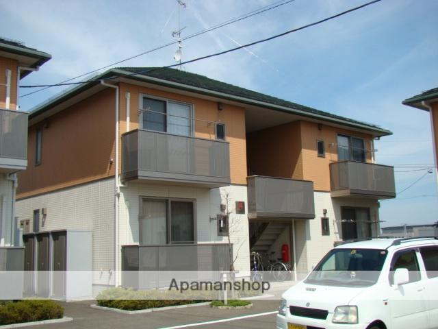青森県八戸市の築9年 2階建の賃貸アパート