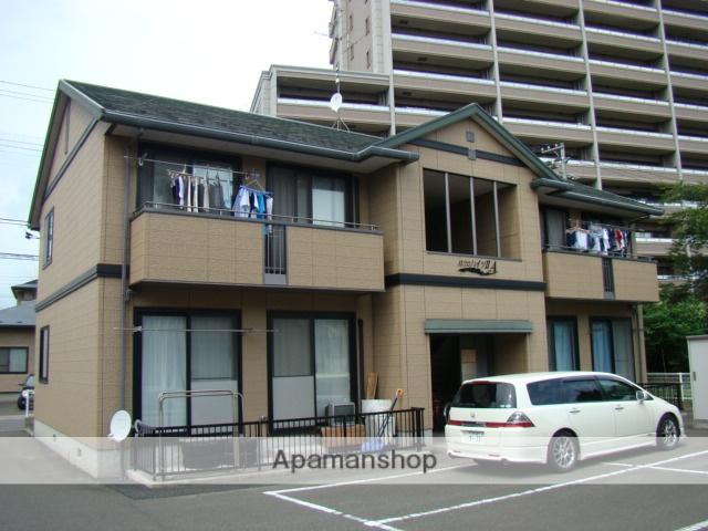 青森県八戸市の築15年 2階建の賃貸アパート