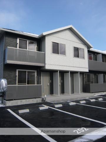 青森県八戸市の築4年 2階建の賃貸アパート