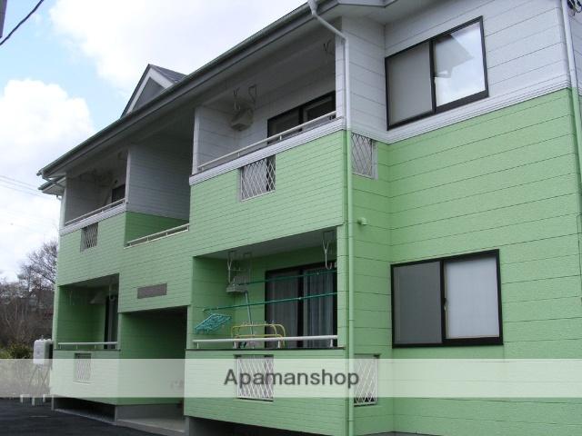 青森県三沢市、三沢駅徒歩40分の築20年 2階建の賃貸アパート