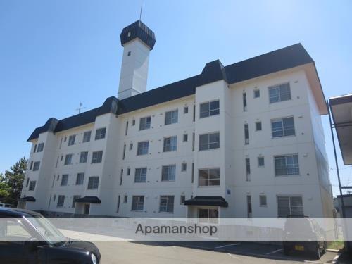 青森県青森市、油川駅徒歩25分の築37年 4階建の賃貸マンション