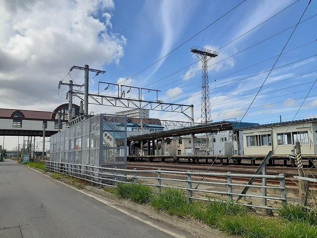 東青森駅 450m