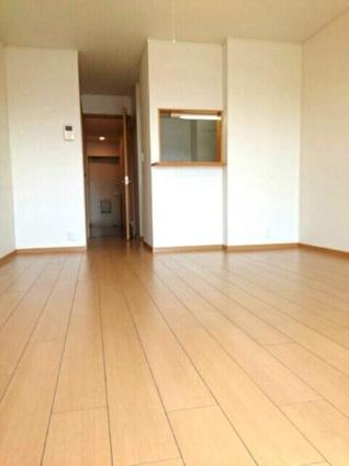 グラン・オーヴェルサン[1K/40.39m2]のリビング・居間2