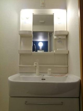 グラン・オーヴェルサン[1K/40.39m2]の洗面所