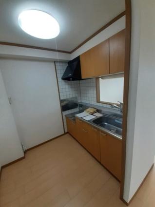 アルパ千刈[2LDK/60.61m2]のキッチン