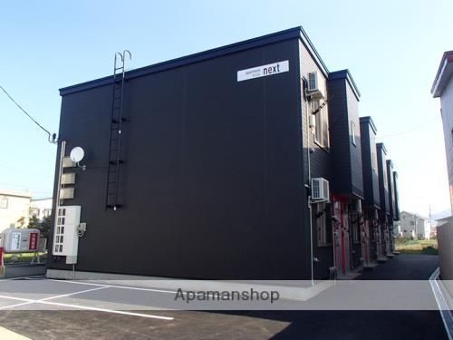 青森県青森市の新築 2階建の賃貸アパート