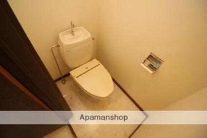 ベルシティⅡ[1K/27.12m2]のトイレ