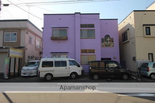 青森県青森市の築10年 2階建の賃貸アパート