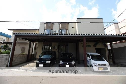 青森県青森市の築21年 2階建の賃貸アパート