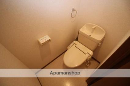 パルーシアB[2LDK/55.44m2]のトイレ