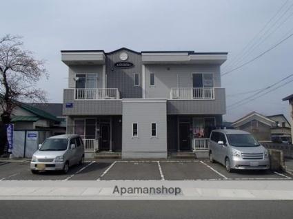 グリーンガーデンKAWAMURA[2DK/43.61m2]の外観1