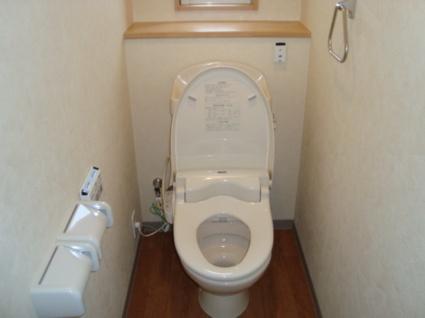 サン・フォレスト[2LDK/56.2m2]のトイレ