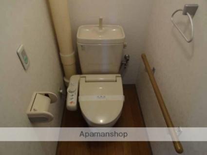 本町VILLA[2DK/53.14m2]のトイレ