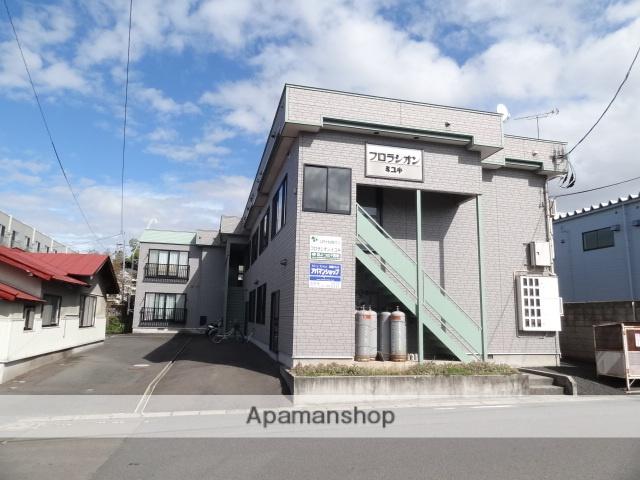 青森県弘前市、弘前駅徒歩10分の築19年 2階建の賃貸アパート