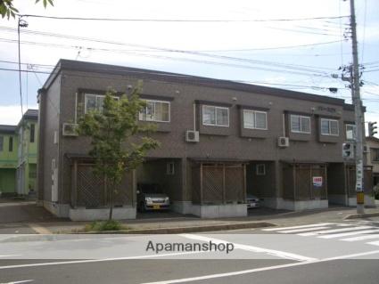 青森県弘前市の築16年 2階建の賃貸テラスハウス