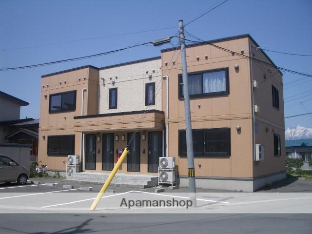 青森県弘前市、弘前駅徒歩18分の築11年 2階建の賃貸アパート