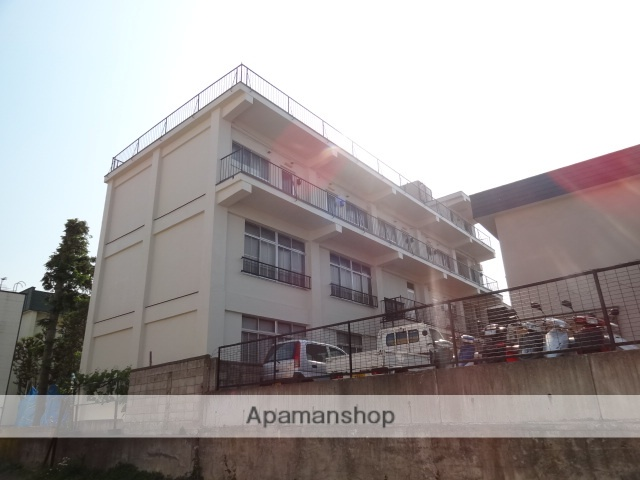 青森県弘前市の築31年 3階建の賃貸マンション