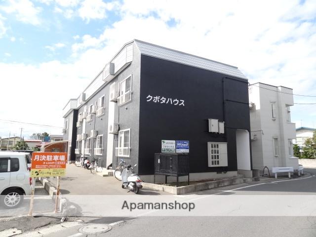 青森県弘前市、弘前学院大前駅徒歩5分の築29年 2階建の賃貸アパート