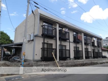 青森県弘前市、中央弘前駅徒歩19分の築32年 2階建の賃貸アパート