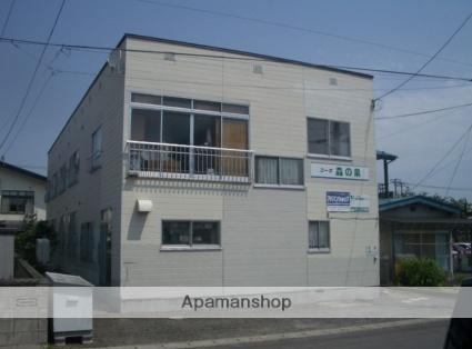 青森県弘前市、弘前駅徒歩10分の築32年 2階建の賃貸アパート