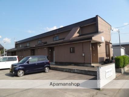 青森県弘前市、撫牛子駅徒歩35分の築32年 2階建の賃貸アパート
