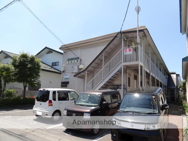 青森県弘前市、弘前駅徒歩7分の築26年 2階建の賃貸アパート