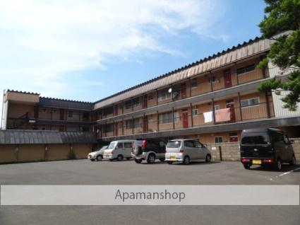 青森県弘前市、弘前駅徒歩30分の築35年 3階建の賃貸アパート