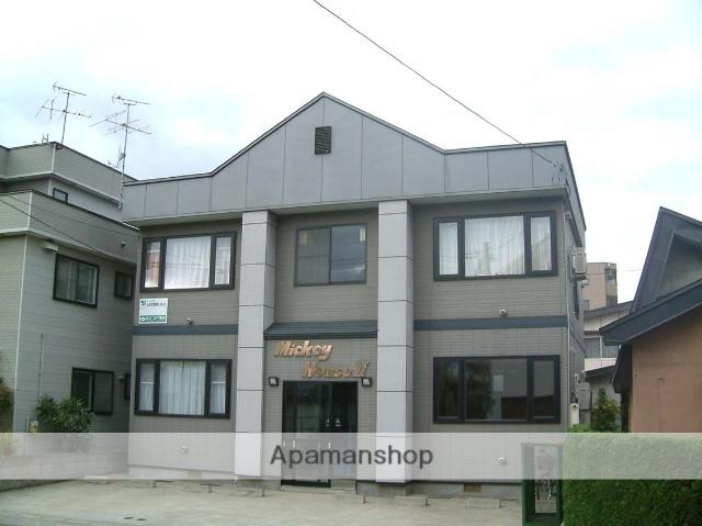 青森県弘前市、弘前学院大前駅徒歩13分の築18年 2階建の賃貸アパート