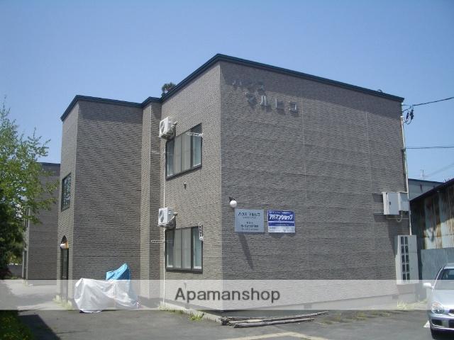 青森県弘前市の築16年 2階建の賃貸アパート
