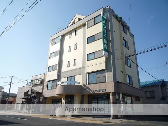 青森県弘前市、中央弘前駅徒歩5分の築22年 5階建の賃貸アパート