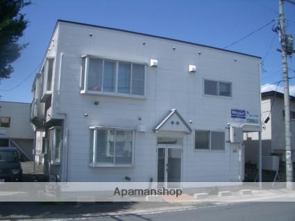 青森県弘前市、弘高下駅徒歩3分の築29年 2階建の賃貸アパート