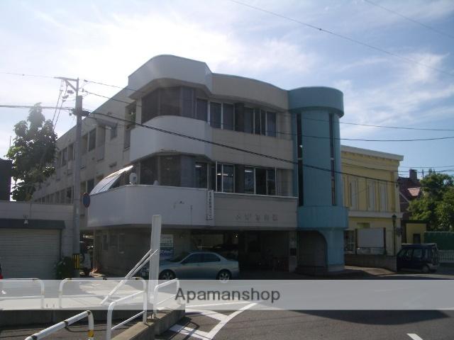青森県弘前市、中央弘前駅徒歩3分の築29年 3階建の賃貸アパート