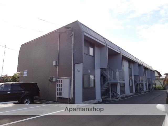 青森県弘前市の築33年 2階建の賃貸アパート
