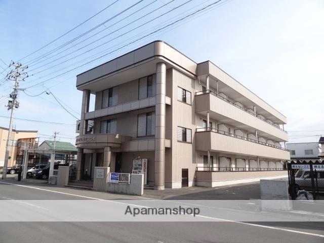 青森県弘前市、弘前駅徒歩15分の築19年 3階建の賃貸アパート