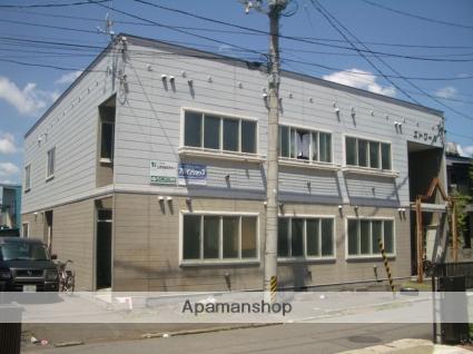 青森県弘前市、弘前駅徒歩15分の築26年 2階建の賃貸アパート