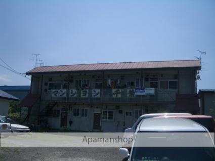 青森県弘前市、弘前東高前駅徒歩7分の築40年 2階建の賃貸アパート