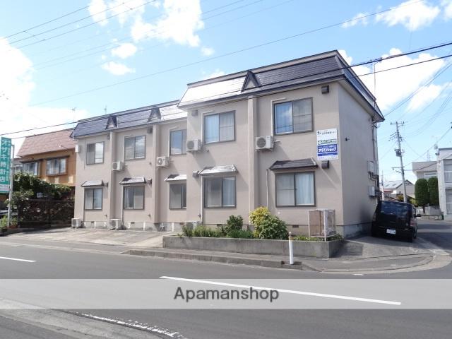 青森県弘前市、弘前駅徒歩7分の築32年 2階建の賃貸アパート