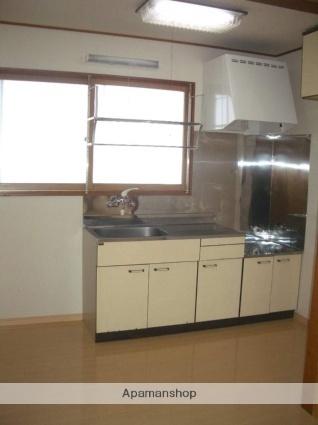 コーポ成田[1LDK/36.3m2]のキッチン