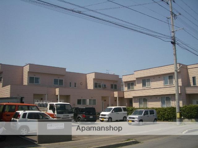 青森県弘前市、聖愛中高前駅徒歩25分の築29年 2階建の賃貸アパート
